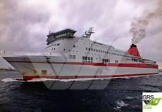 201m / 1.500 pax Passenger / RoRo Ship for Sale / #1056721