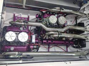 Bubbledeck Engine Bay 1