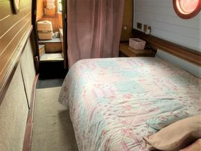 Bedroom cabin