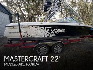 2007 Mastercraft XStar SS