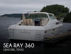 1982 Sea Ray SRV360 Vanguard