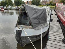 Rowan 54ft Semi Trad built 1989 by Viking Boats £31,995