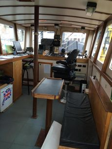 Multipurpose 14.90m 2004 built Workboat