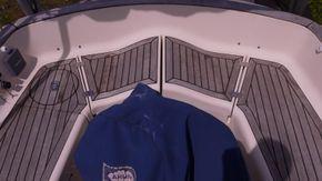 aft cockpit locker/ lazarette