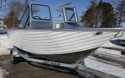New 18' Aluminum Work/Ski/Fishing Boat