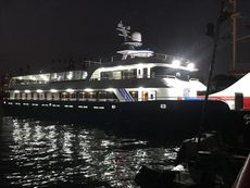 42mt 2019 PASSENGER VESSEL with RINA CLASS