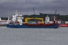 285' Geared Cargo Ship