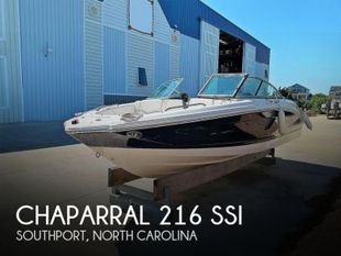 2014 Chaparral 216 SSI