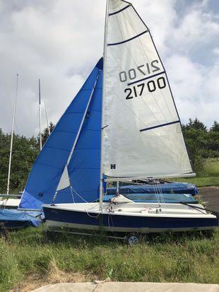 Laser 2000 - Sail Number 21700