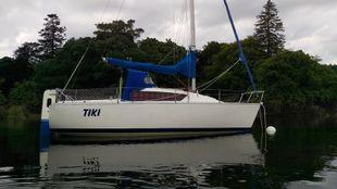 """1989 Gib Sea 242 """"Tiki"""""""