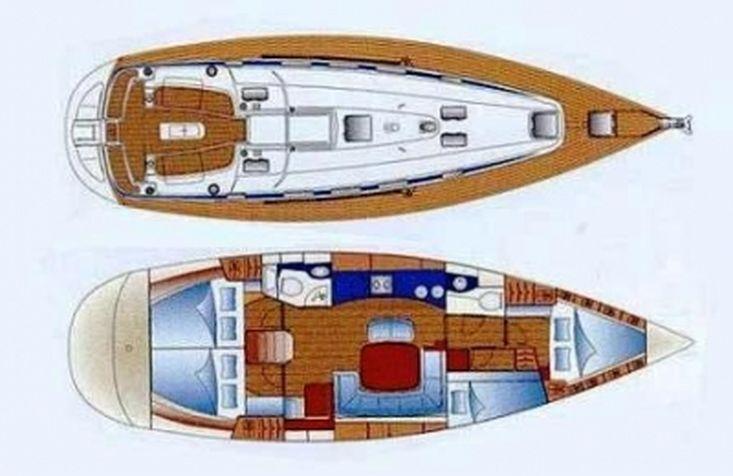 2002 BAVARIA 44 SHALLOW DRAFT