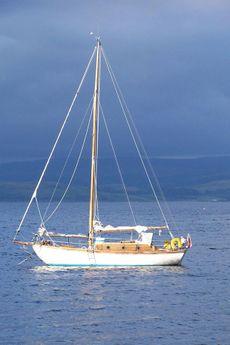 27' Bermudan Cutter Long Keel