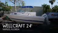 1995 Wellcraft Excel 23 Fish