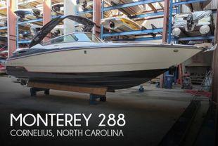 2013 Monterey 288 Super Sport Bowrider