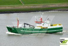 32m / 10knts Research- Survey- Guard Vessel for Sale / #1005077