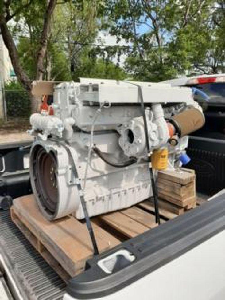 CAT 3116 Marine Engine 300hp