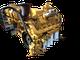 CAT 3408 DI TA 480 hp bij 1800 rpm B / 540 hp bij 2100 rpm C