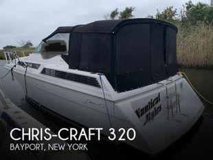 1990 Chris-Craft 320 Amerosport