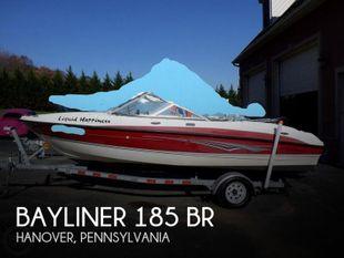 2009 Bayliner 185 BR