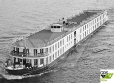 109m / 110 pax Cruise Ship for Sale / #1105129