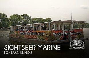 2008 Sightseer Marine Sightseer