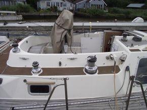 Oyster  406-16 Deck Saloon Version - Cockpit