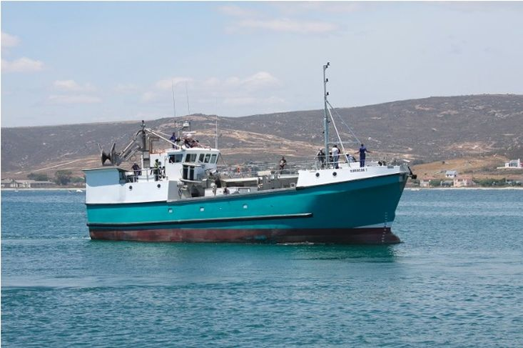 New Build Custom 24m Basic Commercial Fishing Boat