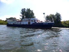 Barge, longer journeys