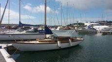 Wooden Folkboat FB 83 Anodyne
