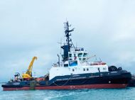 1991 Tug - ASD For Charter