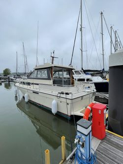 Storebro biscay 31(engines just serviced )