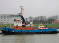 1968 Tug - Single Screw For Sale & Charter
