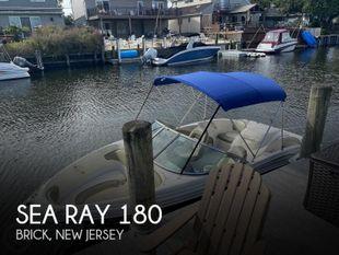 2004 Sea Ray 180 Sport Bowrider