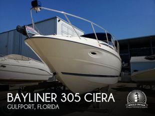 2003 Bayliner 305 Ciera