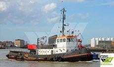 29m / 18ts BP Tug for Sale / #1003833
