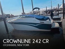 2002 Crownline 242 cr