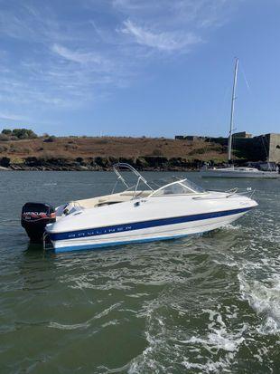 Bayliner 1802LS Cuddy 90hp Mercury