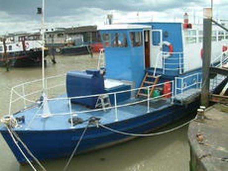Converted Passenger Ferry