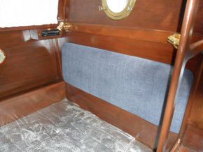 Aft Cabin 3/4 Double