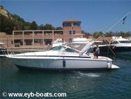 1999 BERTRAM 36 MOPPIE