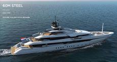 Heesen 60m Steel Yacht
