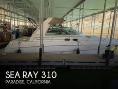 1999 Sea Ray 310 Sundancer