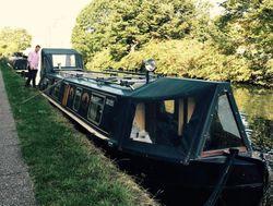 40 foot narrowboat