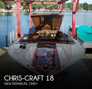 1972 Chris-Craft XK 18 Jet