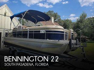 2014 Bennington 22 SSX Salt Water Series