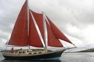 2015 Custom Build Staysail Schooner