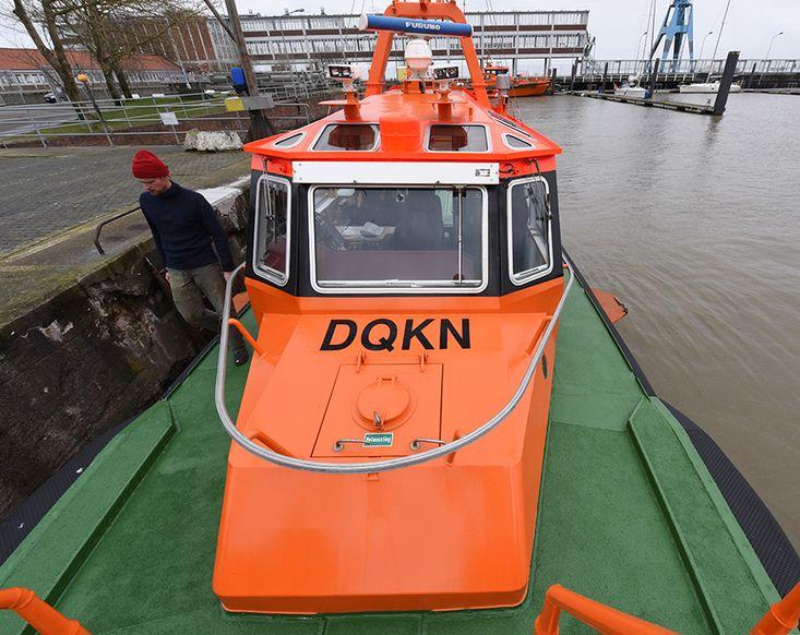 15 meter pilot boat Klaashahn