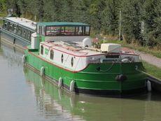 REPLICA DUTCH BARGE widebeam canal boat