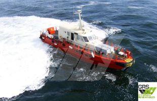 22m / 12 pax Crew Transfer Vessel for Sale / #1000353