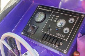 Control deck